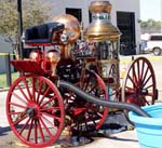 1884 'Button' Steam Pumper Wagon